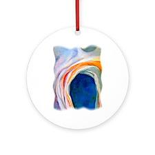 Unique Miro Ornament (Round)