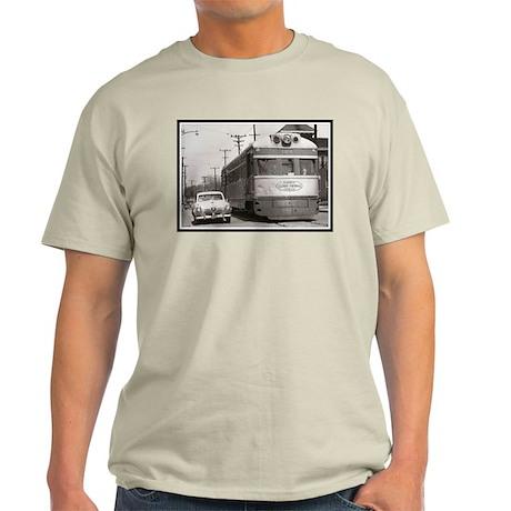 """Share the Road"" Light T-Shirt"