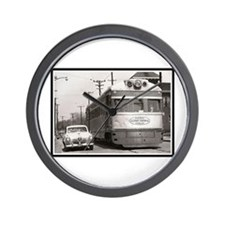 """Share the Road"" Wall Clock"