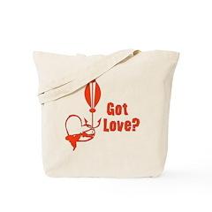 Got Love? Tote Bag