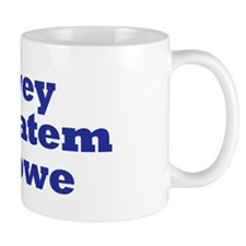 DEWEY CHEATEM AND HOWE Small Mug