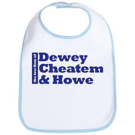 DEWEY CHEATEM AND HOWE Bib