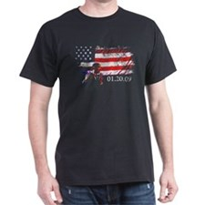 Obama 01 20 09 Inauguration T-Shirt
