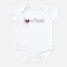 Love Hurts Infant Bodysuit