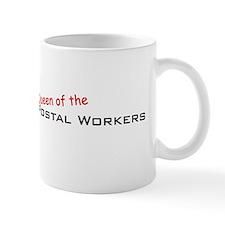 Postal Workers / Queen Mug