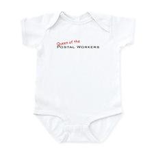 Postal Workers / Queen Infant Bodysuit