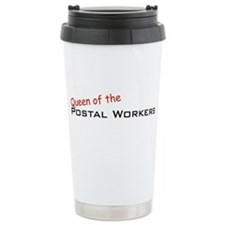 Postal Workers / Queen Travel Mug