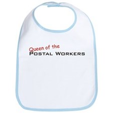 Postal Workers / Queen Bib