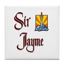 Sir Jayme Tile Coaster