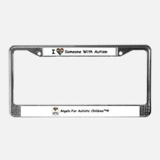 AFAC License Plate Frame