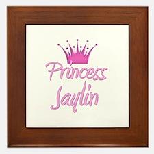 Princess Jaylin Framed Tile