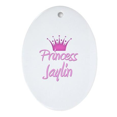 Princess Jaylin Oval Ornament