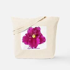 Beautiful Red AV w/ Logo Tote Bag