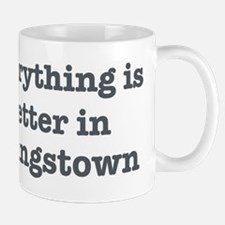 Better in Youngstown Mug