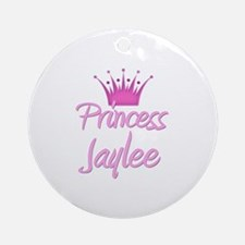 Princess Jaylee Ornament (Round)