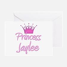 Princess Jaylee Greeting Card