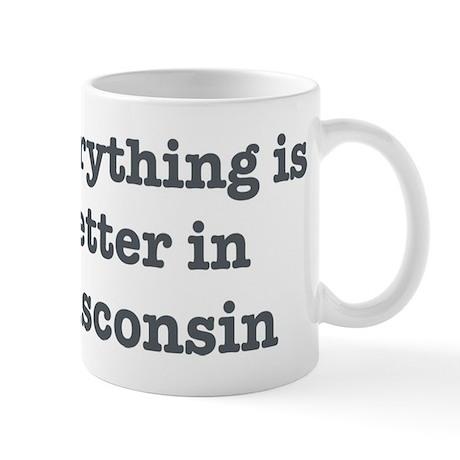 Better in Wisconsin Mug