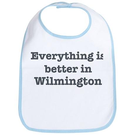 Better in Wilmington Bib