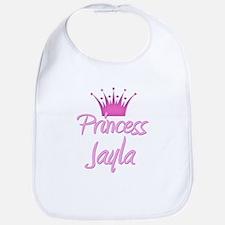 Princess Jayla Bib