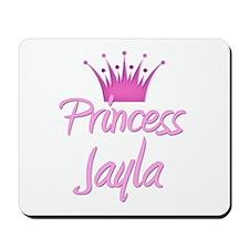 Princess Jayla Mousepad