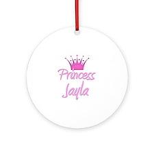Princess Jayla Ornament (Round)