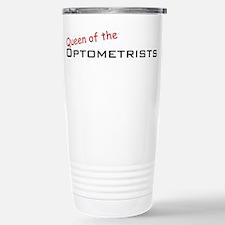 Optometrists / Queen Travel Mug
