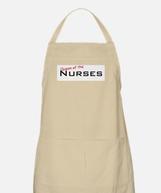 Nurses / Queen BBQ Apron
