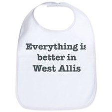 Better in West Allis Bib