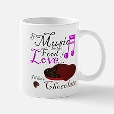 Chocolate Over Love Mug
