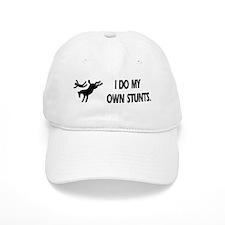 Horse I Do My Own Stunts Baseball Baseball Cap