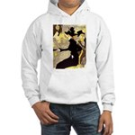Divan Japanaise Hooded Sweatshirt