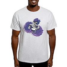 Scribble Robot Design T-Shirt
