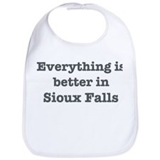 Better in Sioux Falls Bib