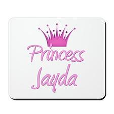 Princess Jayda Mousepad