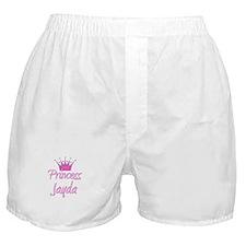 Princess Jayda Boxer Shorts