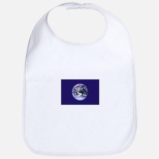 Earth Day Flag Bib