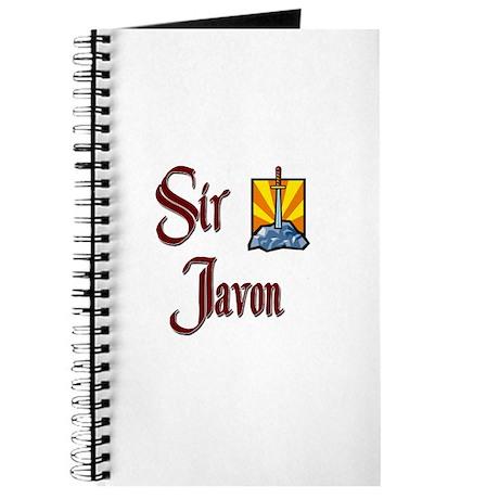 Sir Javon Journal