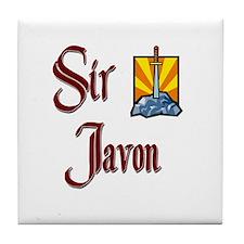 Sir Javon Tile Coaster