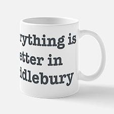 Better in Middlebury Mug