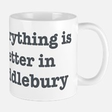 Better in Middlebury Small Small Mug