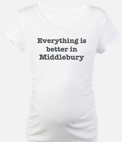 Better in Middlebury Shirt