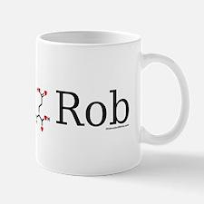 I Love Rob Mug