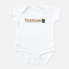 Pocketlama Productions Infant Bodysuit