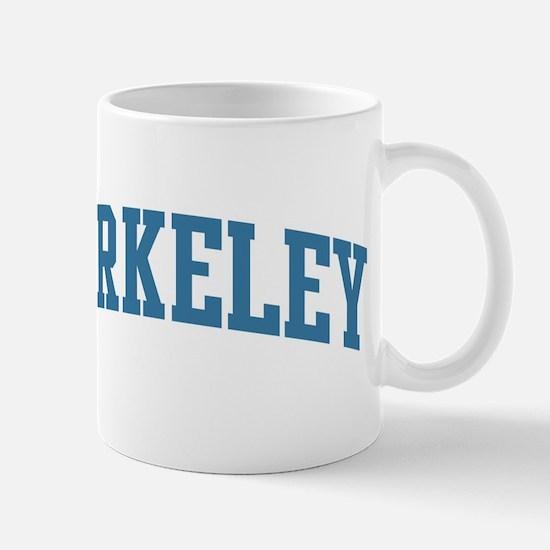 Berkeley (blue) Mug