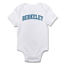 Berkeley (blue) Infant Bodysuit