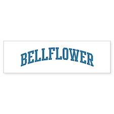 Bellflower (blue) Bumper Bumper Sticker