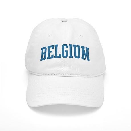 Belgium (blue) Cap