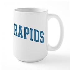 Cedar Rapids (blue) Mug