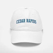 Cedar Rapids (blue) Baseball Baseball Cap