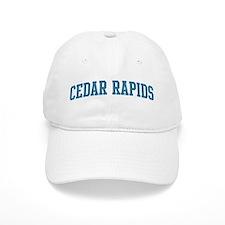 Cedar Rapids (blue) Baseball Cap